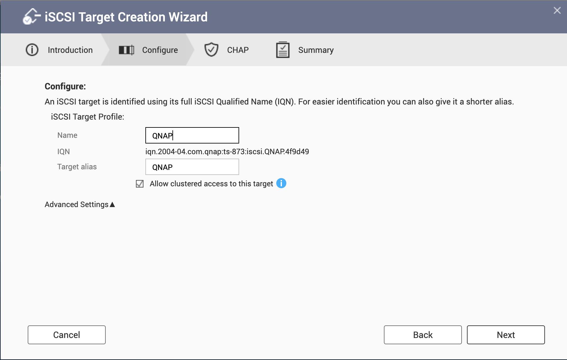Configure Qnap iSCSI as VMware Datastore - 4