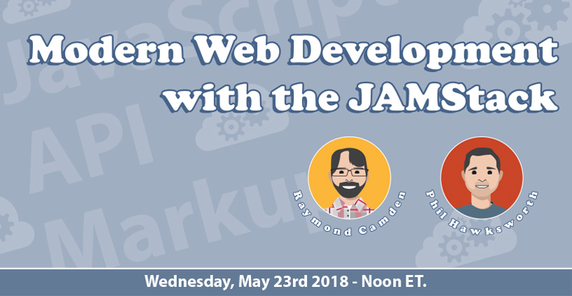 Banner for Why Jamstack? Beyond static sites.