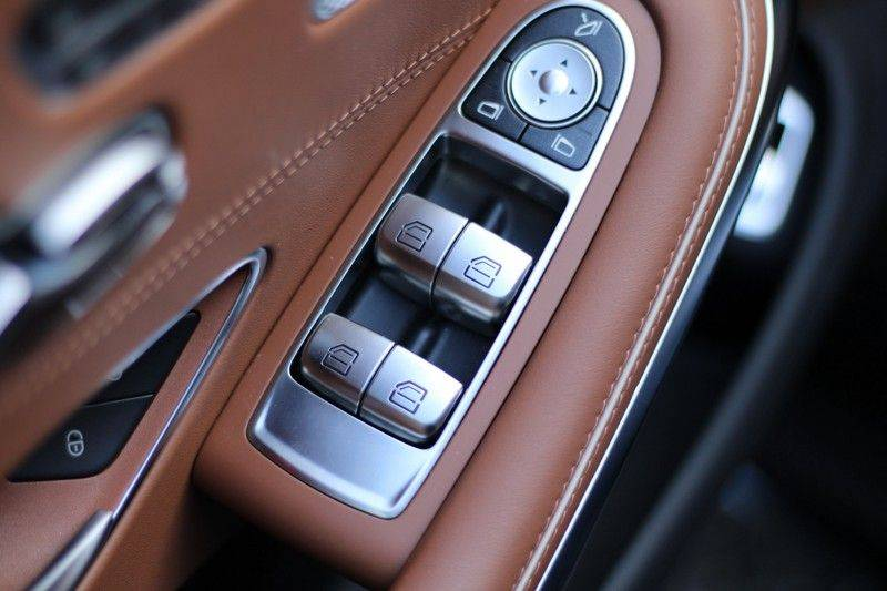 Mercedes-Benz S-Klasse Cabrio 560 Premium Plus AMG-pakket, Burmester, 360 camera, Alcantara hemel, Stoelkoeling afbeelding 19