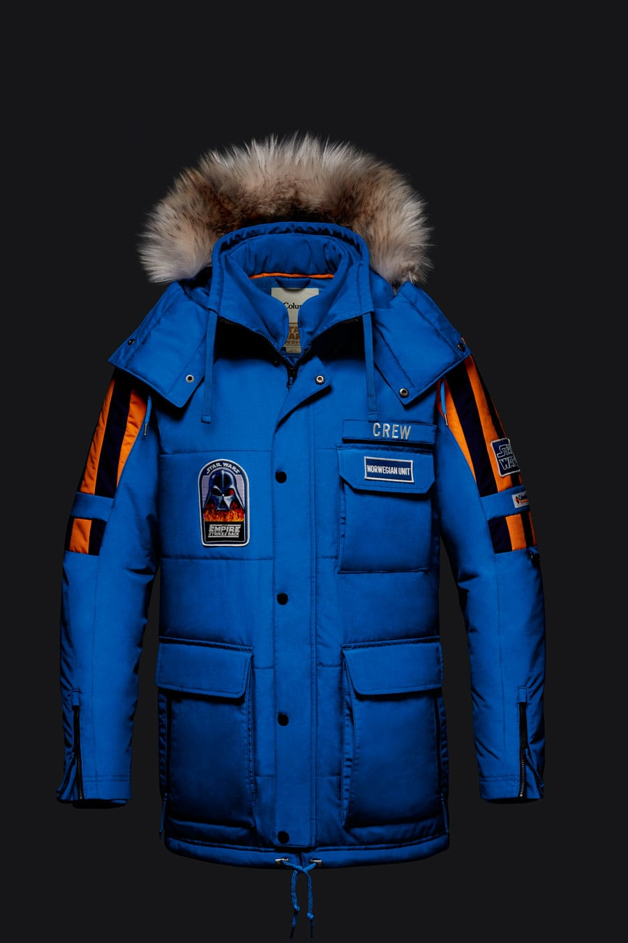 Thumbnail for How Rare Empire Strikes Back Crew Gear Inspired Columbia's Amazing New Parka
