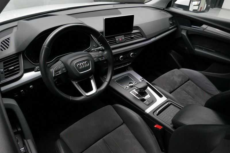 Audi Q5 2.0 TFSI quattro Design Luchtvering - Trekhaak - Virtual display afbeelding 12