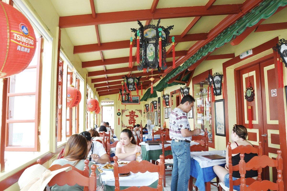 Santorini Fira China Restaurant