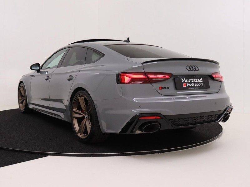 Audi RS5 Sportback 2.9 TFSI quattro | 450PK | Panoramadak | Stoelventilatie/verwarming | Bang & Olufsen | Top view camera | Matrix LED Laser | RS Sportuitlaat | 20'' inch brons | Verlengde fabrieksgarantie afbeelding 10
