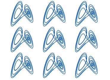Synchronizing Lorenz attractors II