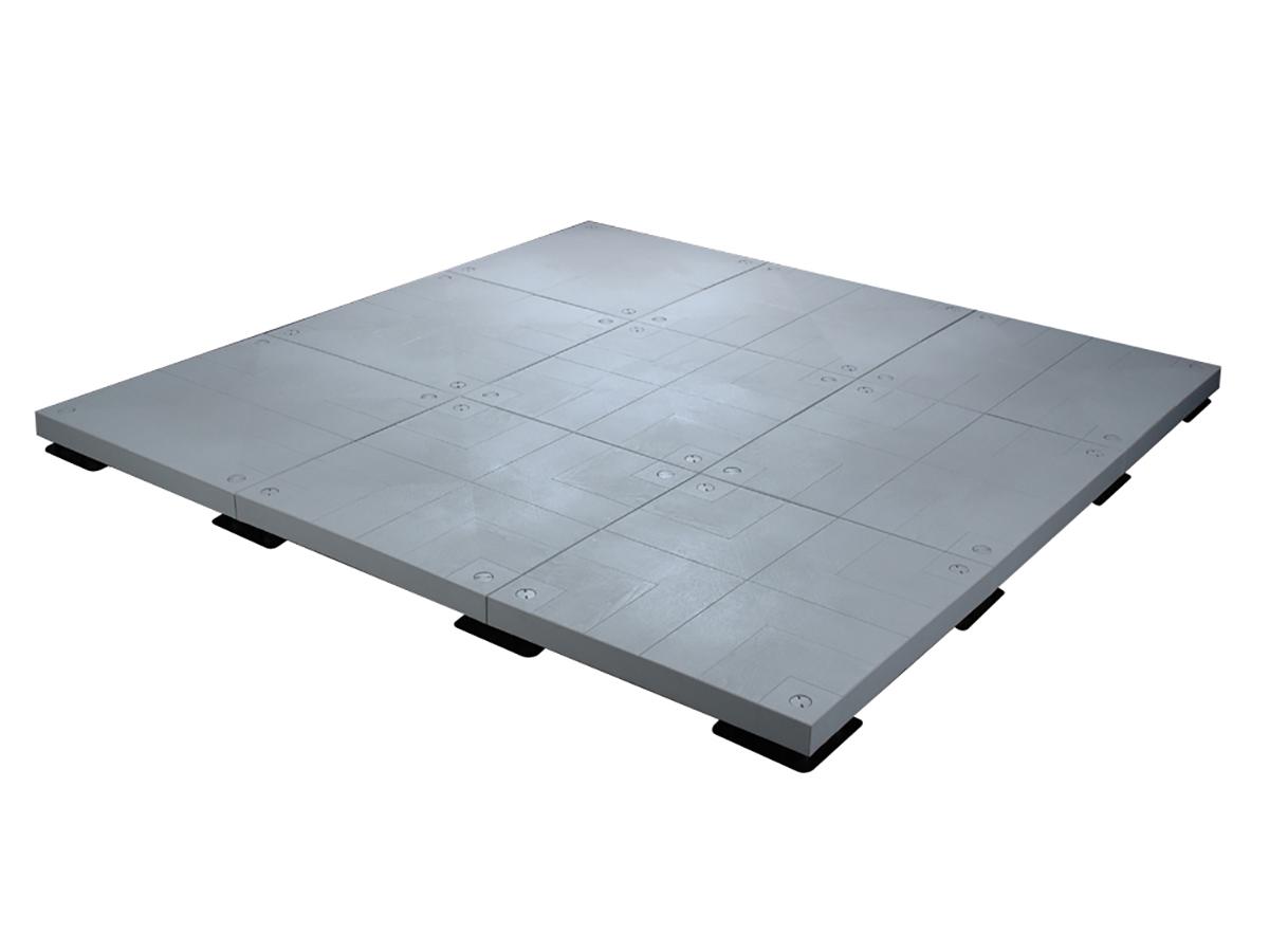 UDECX Modular Red Decking Kit