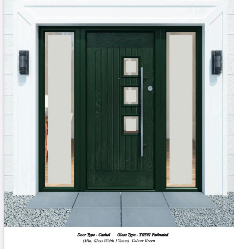Door collection promo image