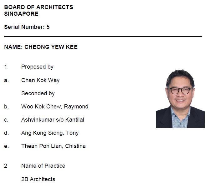 Cheong Yew Kee