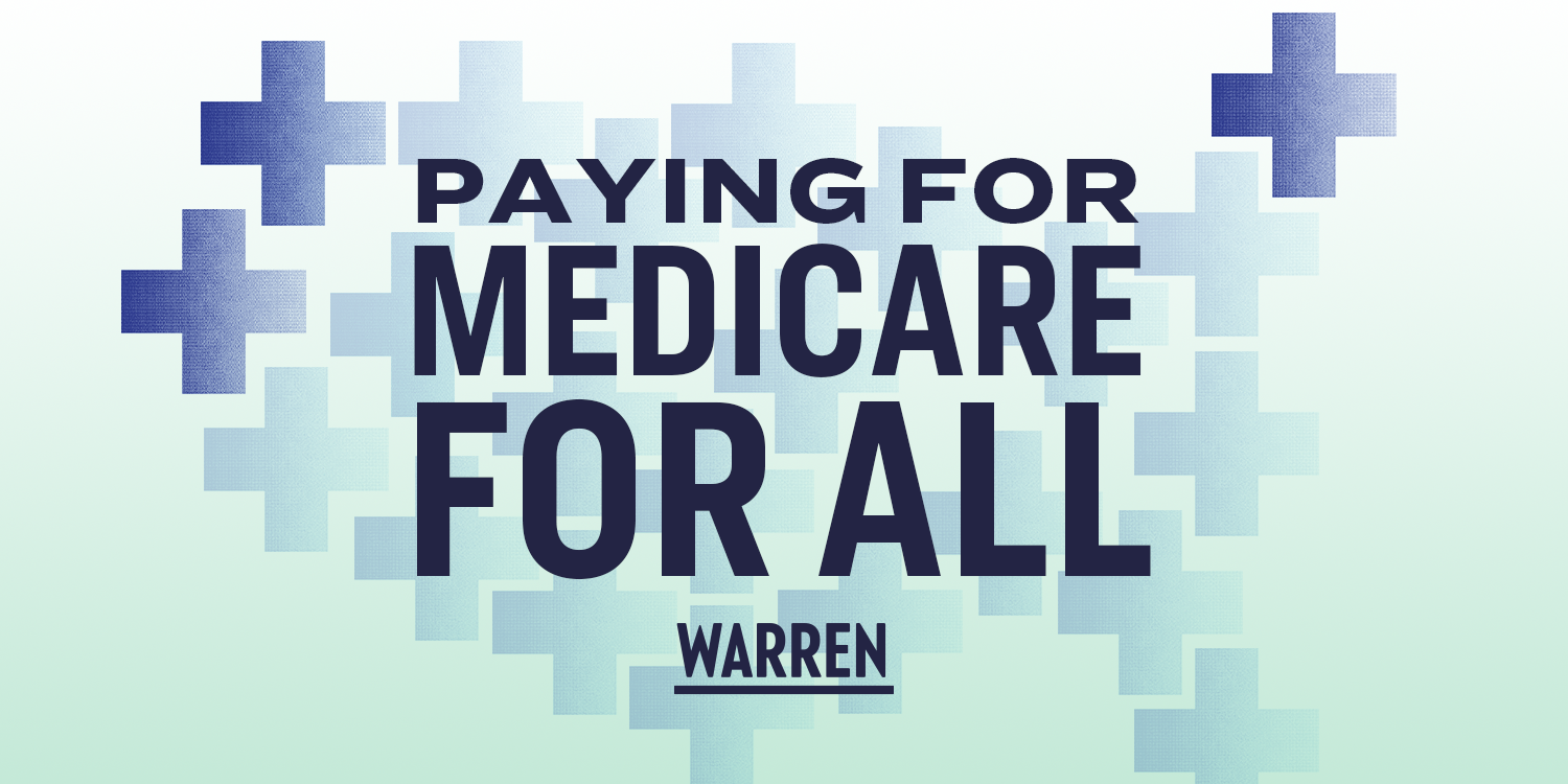 Paying for Medicare for All