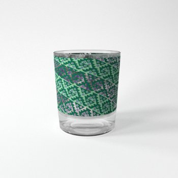 mockup vaso verde