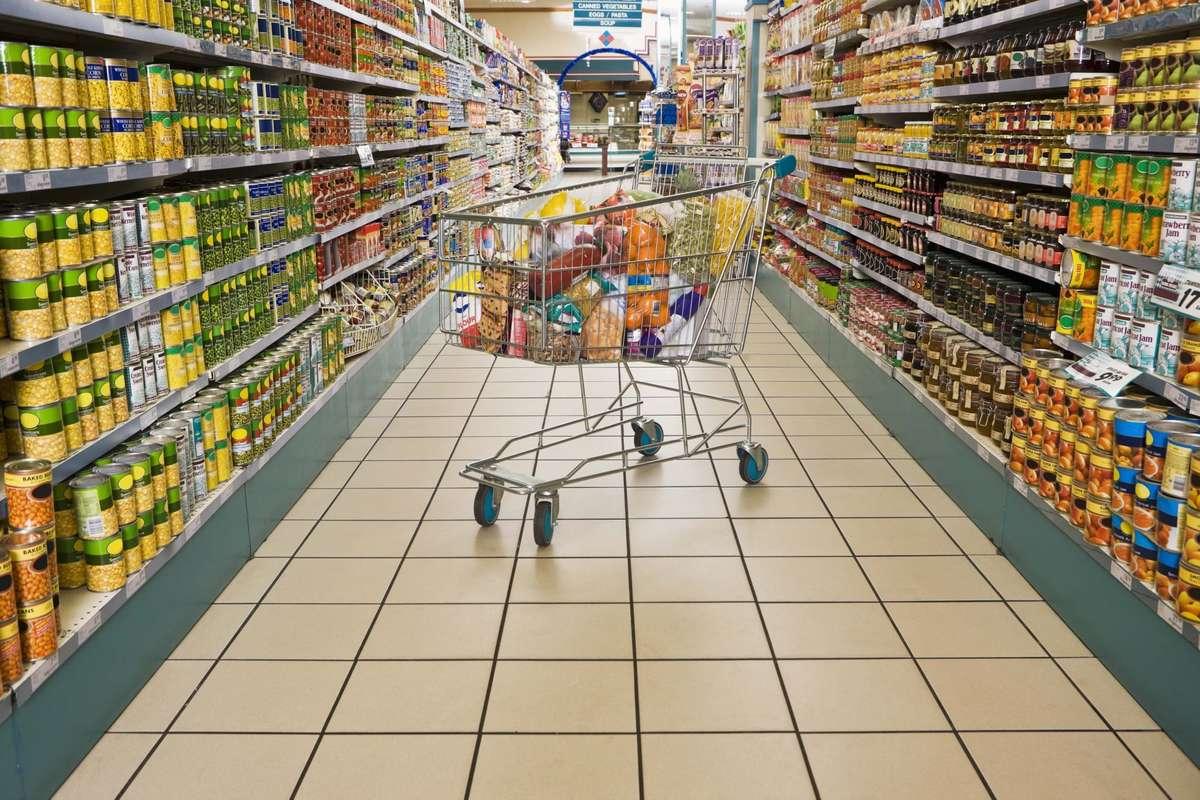 Supermercato Fallarino
