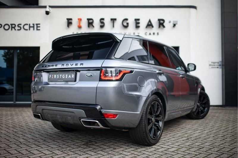 Land Rover Range Rover Sport P400e HSE Dynamic *Stuurverw. / Pano / Meridian / Blackpack* afbeelding 9