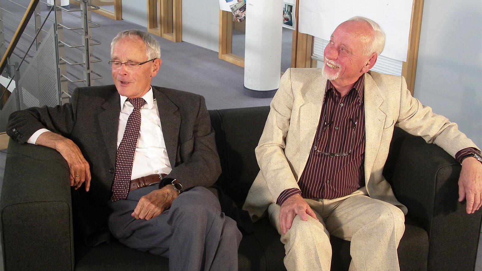 Carl-Wilhelm Edding ve Volker Detlef Ledermann