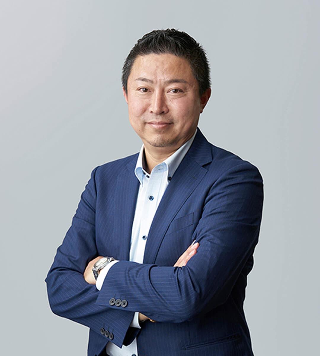執行役員平松 宏之
