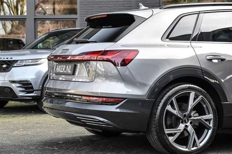 Audi e-tron 55 QUATTRO ADVANCED MASSAGE+PANO.DAK NP.126K afbeelding 23