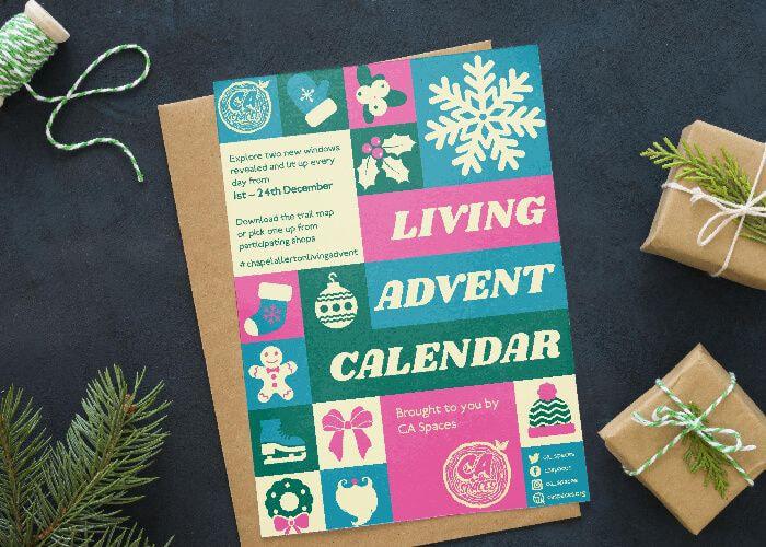 Chapel Allerton Living Advent Calendar