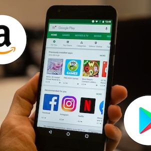 Amazon App Store Vs. Google Play Store: What are the differences?