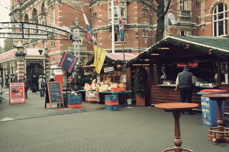 Leidseplein Market
