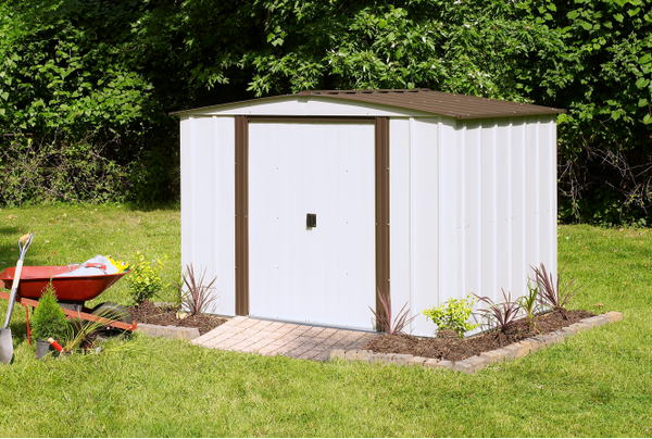 Arrow Sheds In Canada Lawn And Garden Metal Sheds