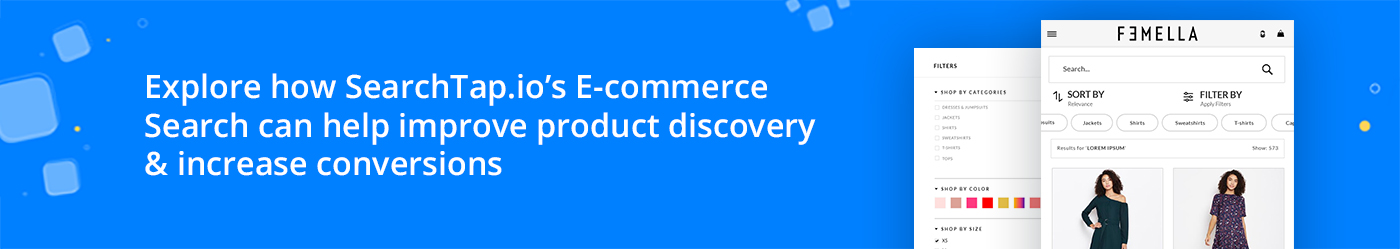 Ecommerce Search