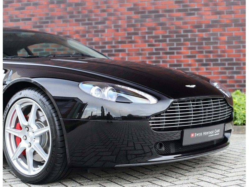 Aston Martin V8 Vantage 4.3 V8 *Handgeschakeld*Cruise Control*Youngtimer!* afbeelding 25