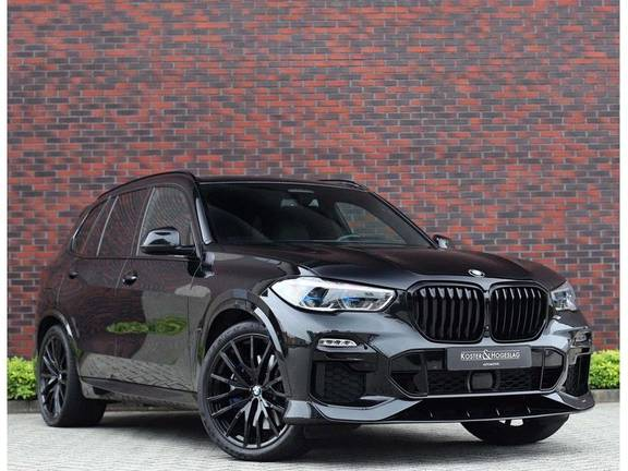 """BMW X5 xDrive 45E *AC-Schnitzer*22""""*Luchtvering*Head-Up*Pano*"""