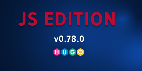 Featured Image for Hugo 0.78.0: Full Hugo Modules Support in js.Build