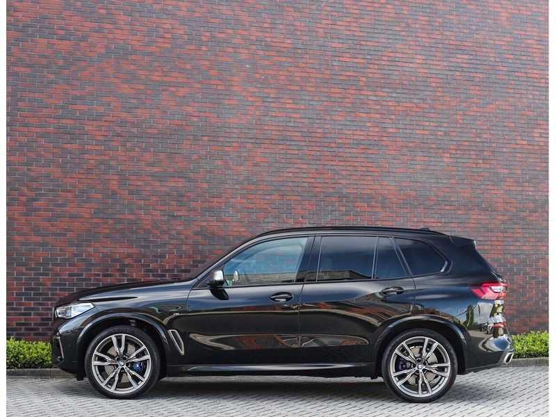 BMW X5 M50i X-Drive *Head-Up*Trekhaak*Laser* afbeelding 15