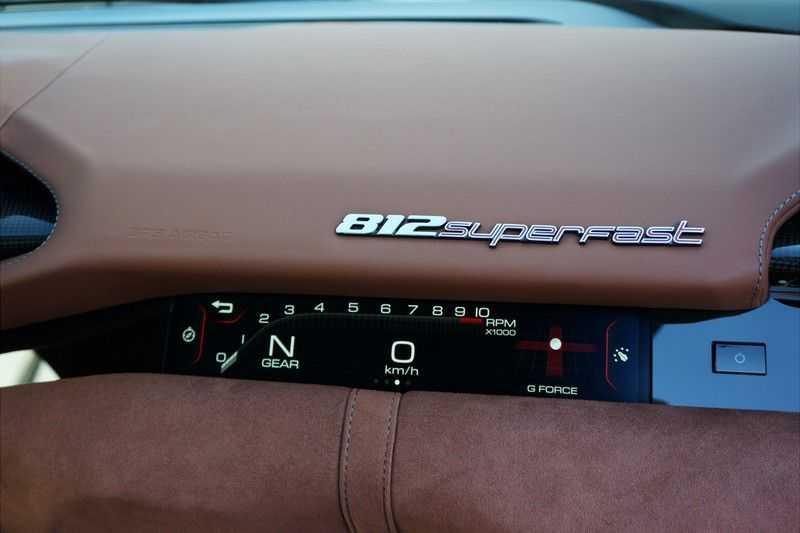 Ferrari 812 Superfast 6.5 V12 Nieuwprijs €509.554 afbeelding 12