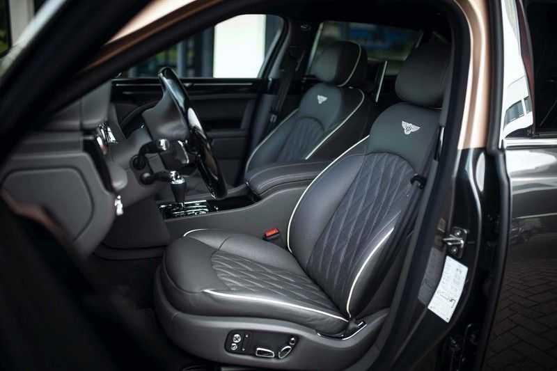 Bentley Mulsanne 6.7 Speed *Theatre / Picnic / Two-Tone* afbeelding 9