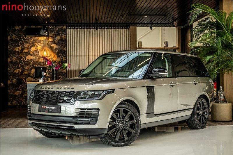 Land Rover Range Rover 4.4 SDV8 Black Pack | Panorama | Head-up Display | Trekhaak | Ambient lighting afbeelding 1