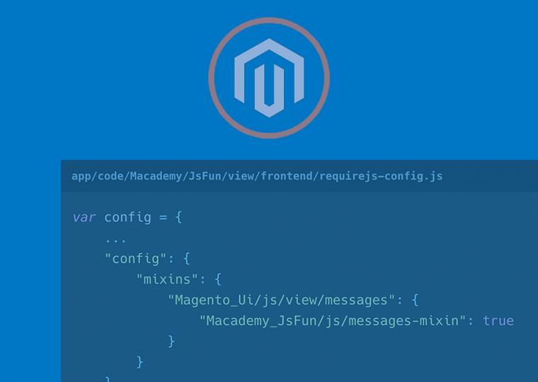 RequireJS & JavaScript Components