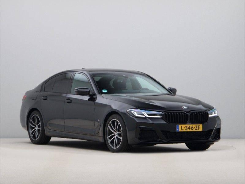 BMW 5 Serie 520d Sedan High Exe M-Sport afbeelding 7