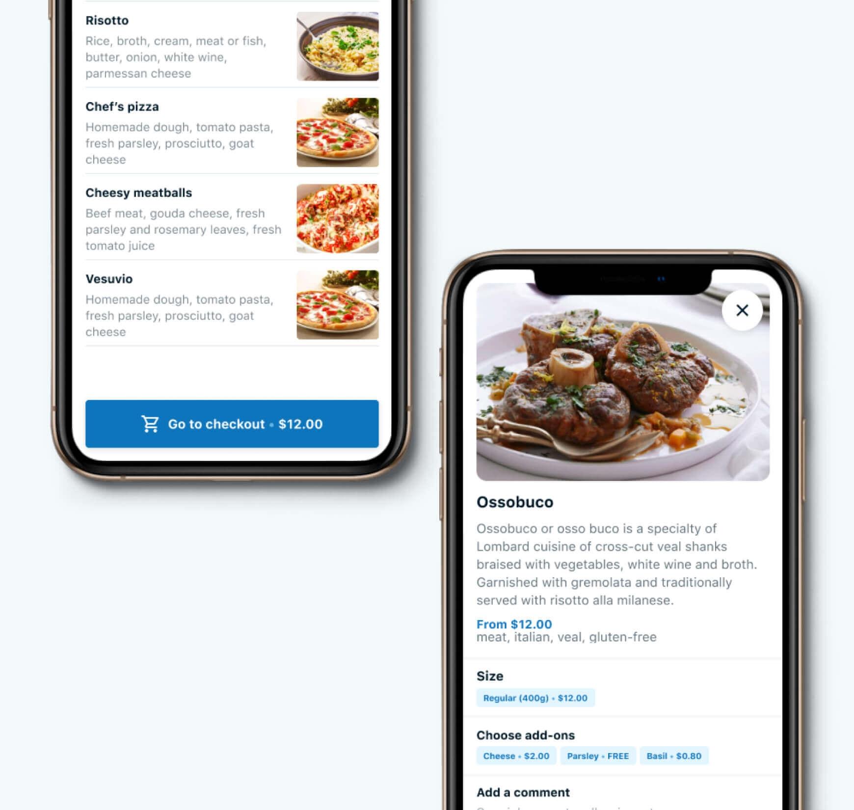 nomadix menu