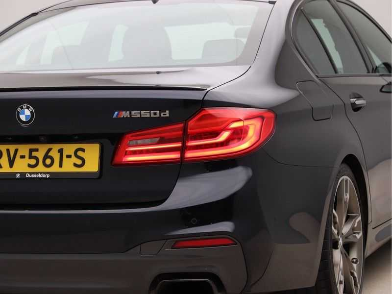 BMW 5 Serie M550d xDrive High Executive . afbeelding 20