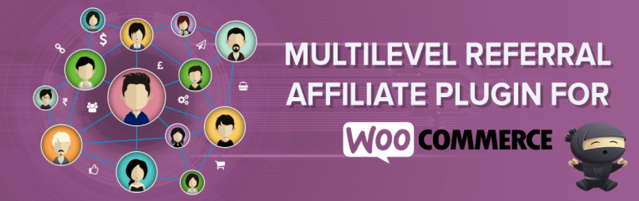 WooCommerce Multilevel Referral Affiliate