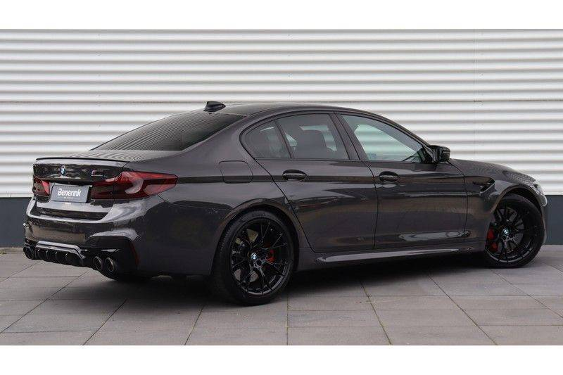 BMW 5 Serie M5 Competition Individual, Akrapovic uitlaat, B&W Sound, Carbon afbeelding 3