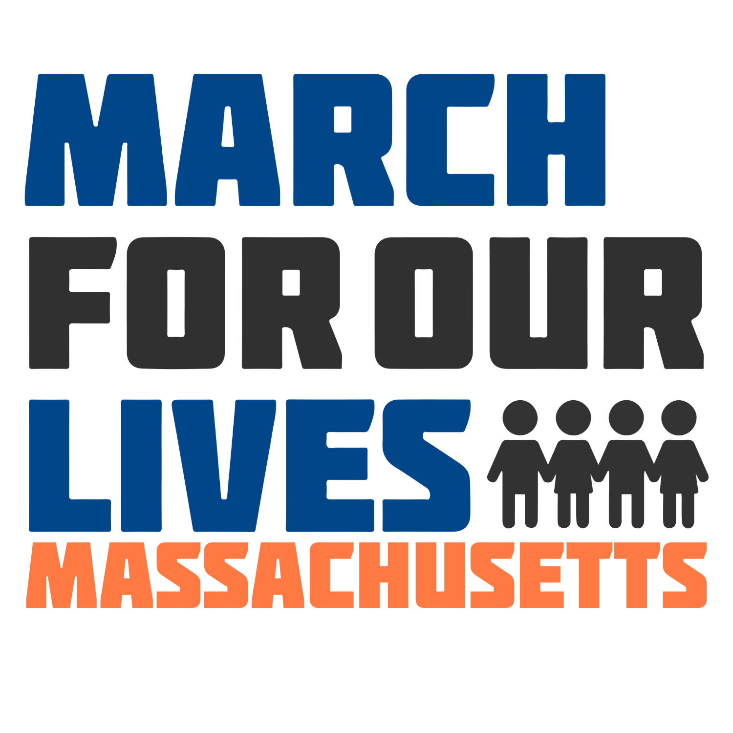 March for our Lives MA