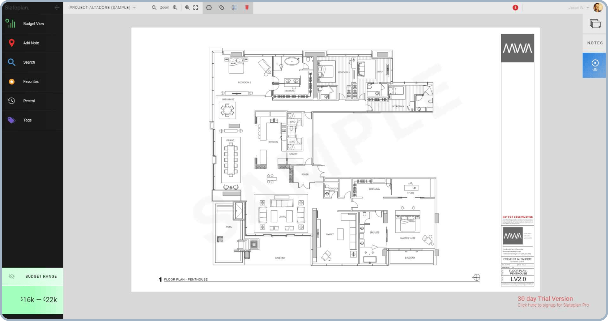 Preview image from Slateplan project