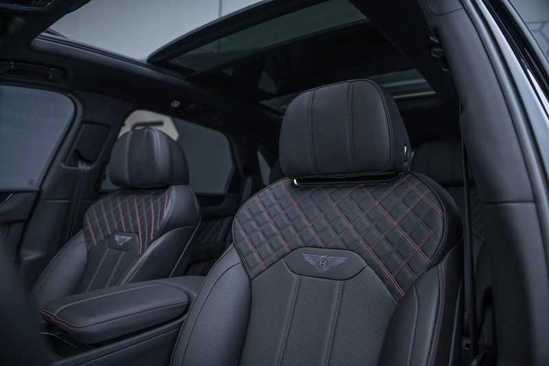 Bentley Bentayga V8 FIRST EDITION MY 2021 + Naim Audio + Onyx Pearl Black + Apple CarPlay (draadloos) afbeelding 20