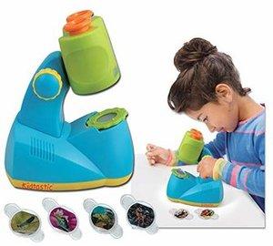 Kidtastic Microscope Kit for Kids