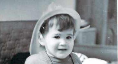 Alec Satin age 3