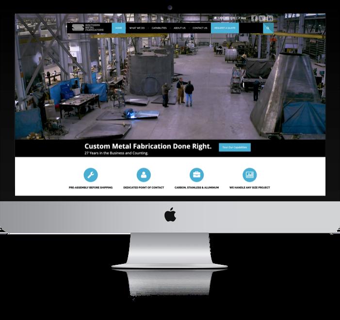 Southern Metal Fabricators solution image