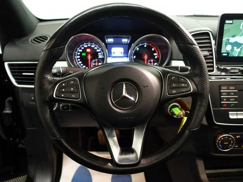 Mercedes-Benz GLE Coupé 350D AMG 4MATIC Pano, Harman/Kardon, 360 Camera, Full! afbeelding 13