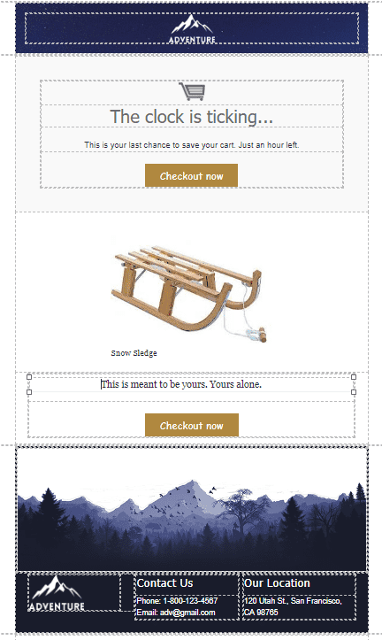 The Third Email