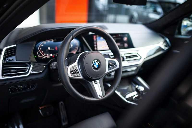 "BMW X6 xDrive40i High Executive *Pano / Laser / HUD / H&K / Leder Indiv. / 22"" / Topview* afbeelding 7"