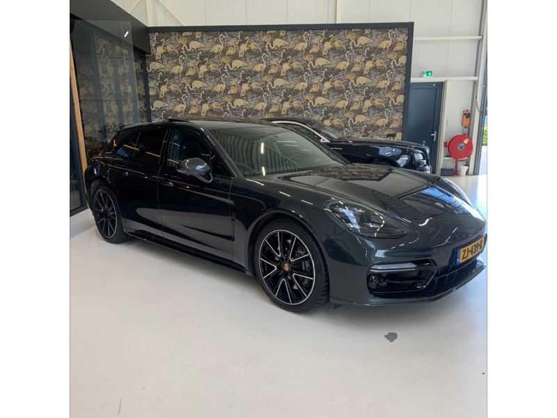 Porsche Panamera Sport Turismo 2.9 4 E-Hybrid   Sportuitlaat   Achteras sturing   Carbon   Stoel koeling   HUD   afbeelding 22