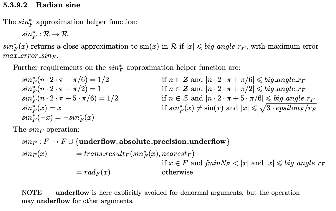 Figure 1: The ISO/IEC FCD 10967-2.4:1999(E) suggestion for sin