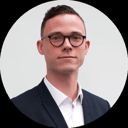 Nicolai Hofsø fra Billy Regnskabsprogram