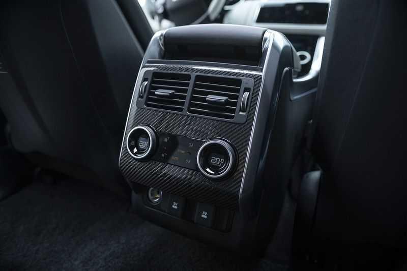 "Land Rover Range Rover Sport P575 SVR Carbon SVR motorkap + Drive Pro Pack + Panoramadak + 22"" + Stoelkoeling + Head-Up + Stuurwielverwarming + Carbon interieur afbeelding 14"
