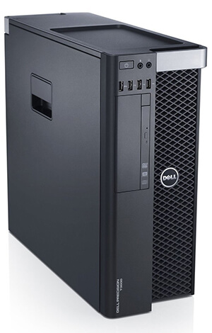 DELL T3600 Proprietary case